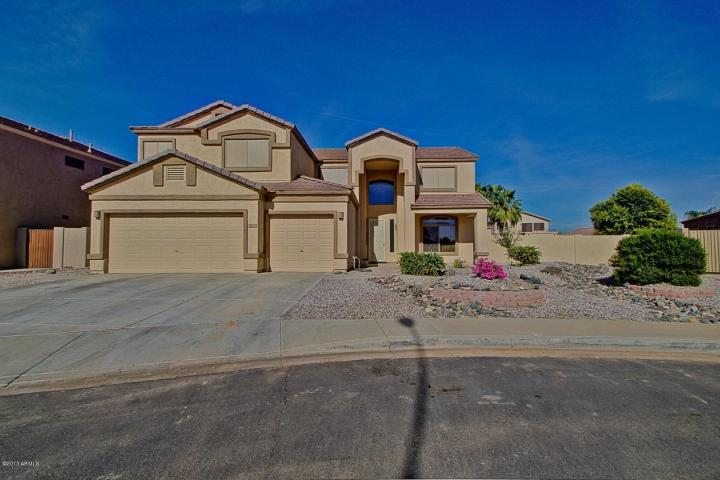 Chandler Homes for Sale – 5 Bedroom Beauty